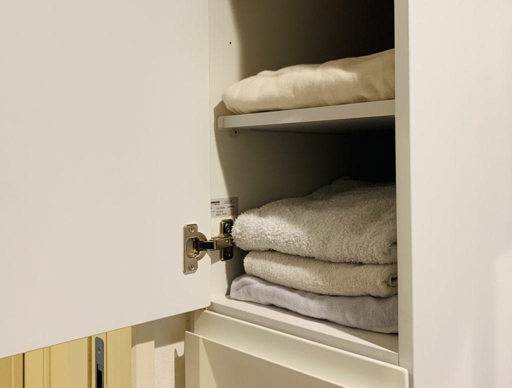 タオル,洗面所,棚,収納