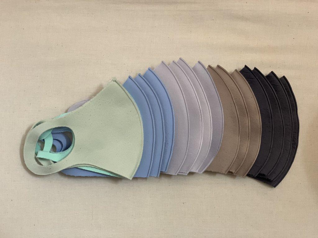 マスクの洗濯と収納方法