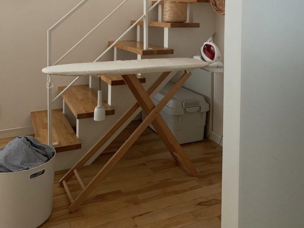 家事スタイルに合わせてアイロン台を選ぶ,ビエルタ、アイロンボード