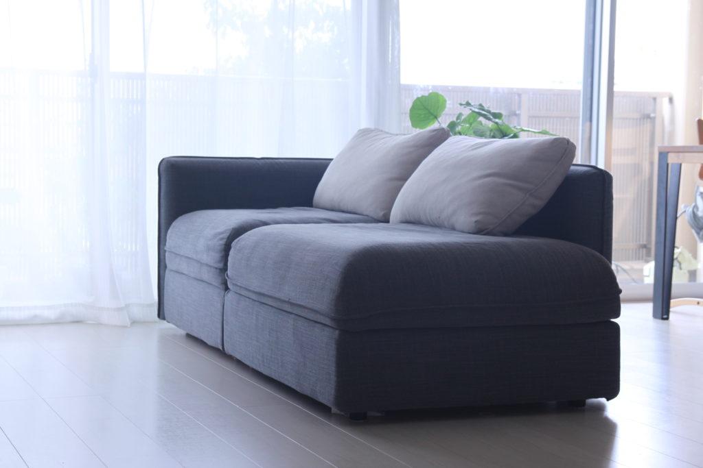 IKEAヴァレントゥナソファー
