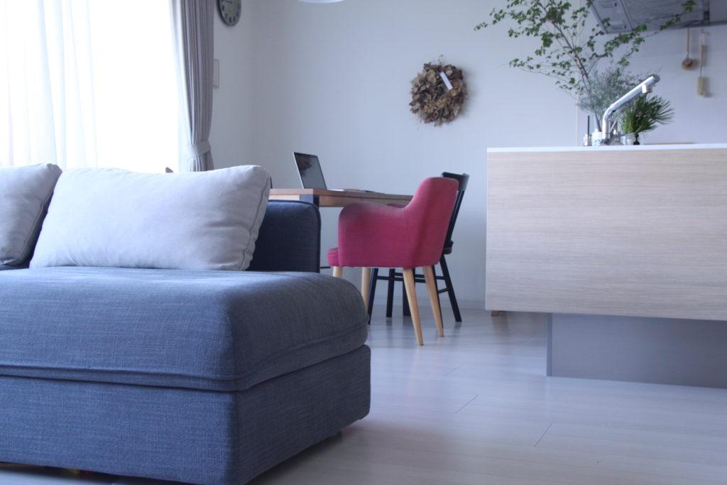 ソファーの色の選び方
