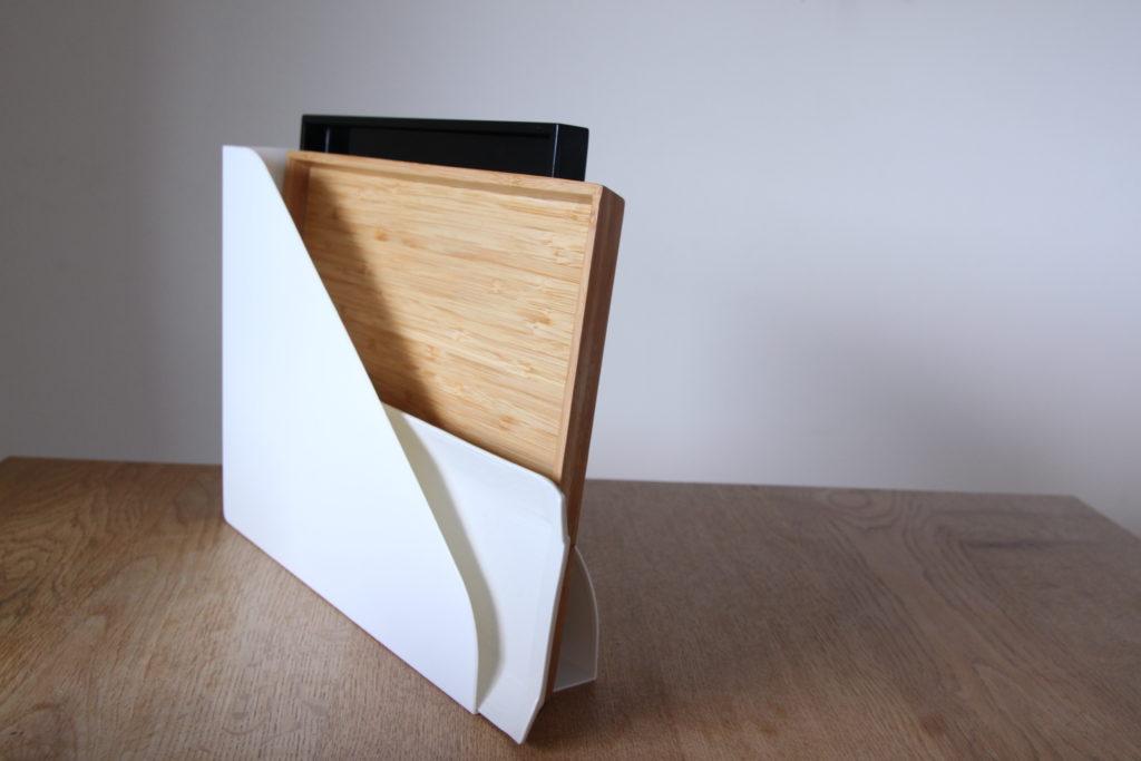 セリアファイルボックス
