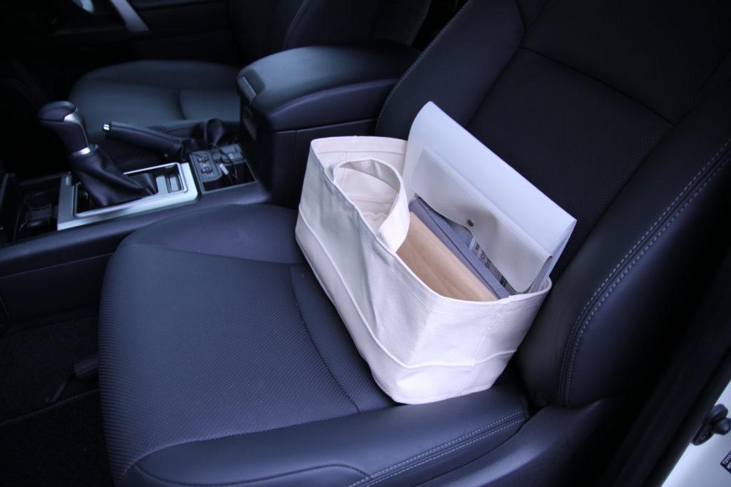 車内の収納