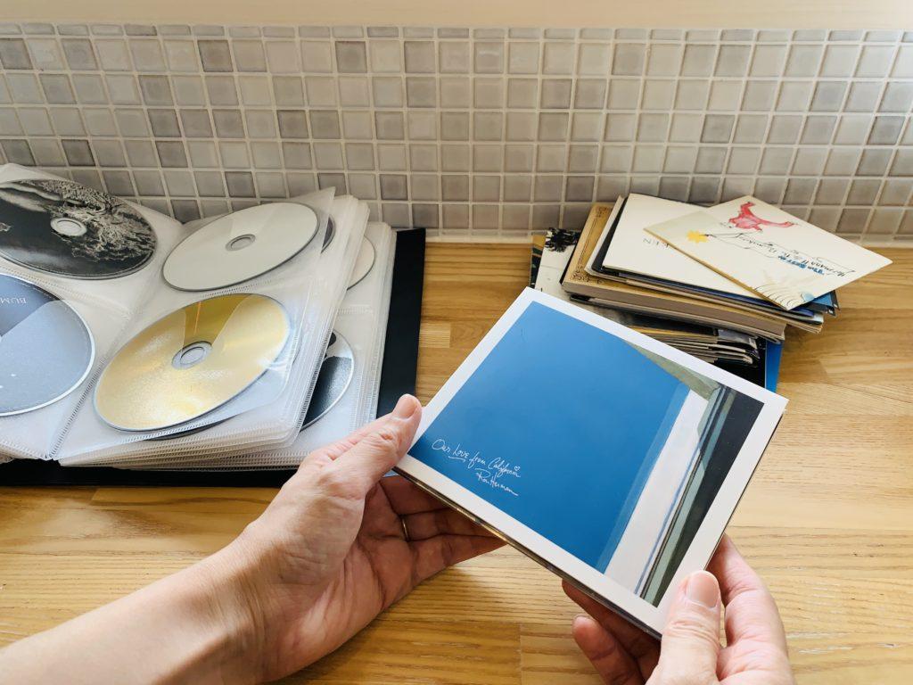CDの整理と収納